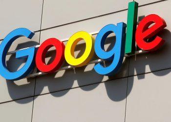 FILE PHOTO: A logo is pictured at Google's European Engineering Center in Zurich, Switzerland July 19, 2018 REUTERS/Arnd Wiegmann/File Photo
