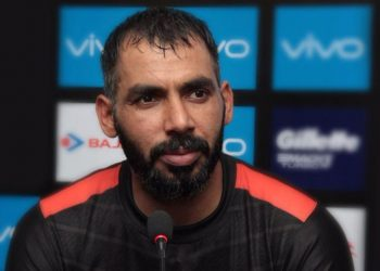 Anup Kumar, who had led India to the men's kabaddi team golds in the 2010 and 2014 Asian Games, retired as a player in season 6 of the league.
