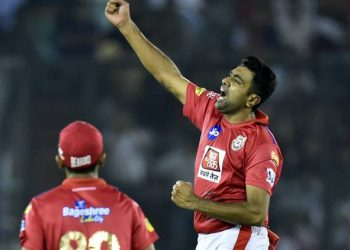After suffering successive losses, KXIP Tuesday brought their campaign back on track with a comprehensive 12-run win over Rajasthan Royals at home to grab the fourth spot in the table with 10 points. (Image: PTI)