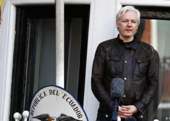 Scotland Yard confirmed the arrest and said its officers had executed a warrant against Assange dating back to June 2012 for breach of bail conditions. (Image: Reuters)