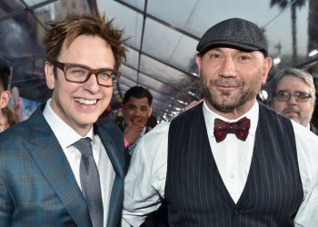 The 50-year-old actor, who plays Drax the Destroyer in Marvel Cinematic Universe, has been very vocal in his support of the filmmaker, who was fired by Marvel Studios' parent company Disney. (Image: Getty)
