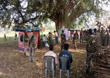 Narayanpur comes under the Bastar Lok Sabha seat. (Image: ANI)