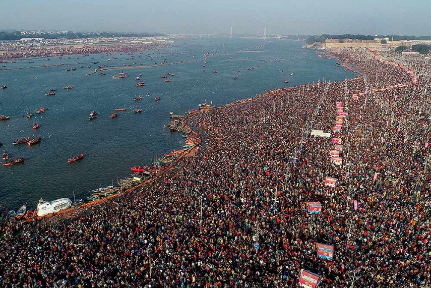 Deal with Kumbh Mela aftermath urgently: NGT to UP - OrissaPOST