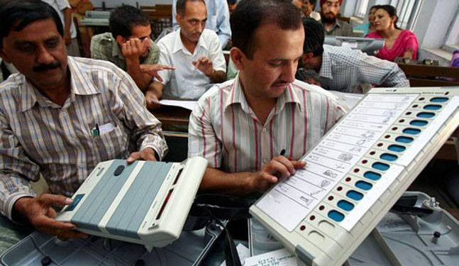 There are reports of similar EVM issues from a polling station in Bhandara-Gondiya, details of which are awaited. (Image: Representational)