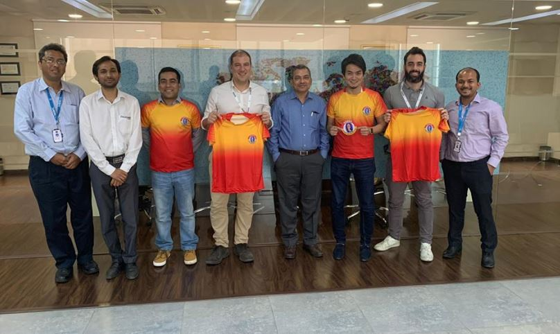 The deal if finalised would give a big boost to the growth of Indian football at grassroots level. (Image: East Bengal/Facebook)