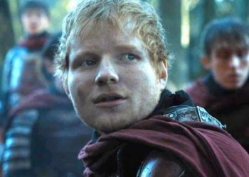 Sheeran took to social media over the weekend to thank the show's screenwriters.