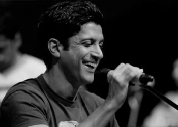 After starring in his 2017 feature 'Lucknow Central', Farhan says he made a conscious decision to concentrate on his debut album, 'Echoes', which releases Friday.