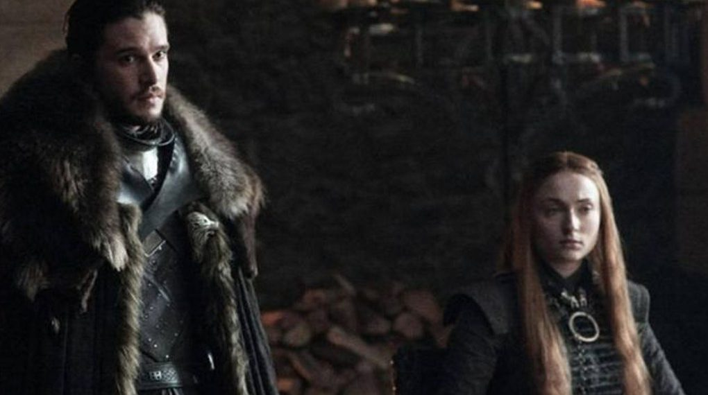 The British actor plays Jon Snow in the popular series, while Turner essays the role of Sansa Stark.