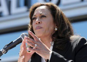 Senator Kamala Harris (AP photo)
