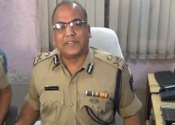 IG Soumendra Priyadarshi. File Pic.