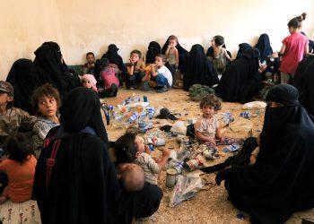 Women in general were often active participants in IS's rule. (Image: Reuters)