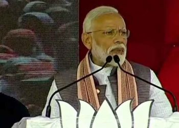 Modi also noted that Khan had used a slogan targeting him during Pakistan elections. (Image: PTI)