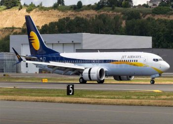 The airline is operating just 6-7 planes, with almost its entire fleet being grounded due to non-payment of rentals to lessors amid severe paucity of cash. (Image: PTI)