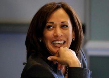 Democratic presidential candidate Senator Kamala Harris (AP photo)