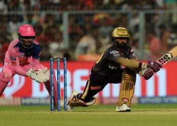 With another loss, KKR's hopes of making the play-offs are all but over.