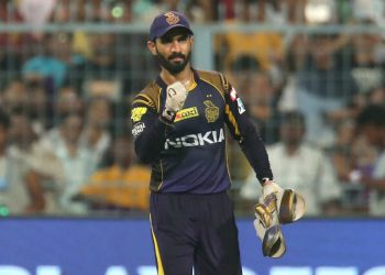 KKR snapped a six-match losing streak with a 34-run win over Mumbai Indians at the Eden Gardens Sunday.