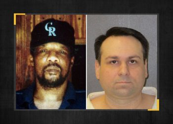 John William King (R) and James Byrd (Jr)