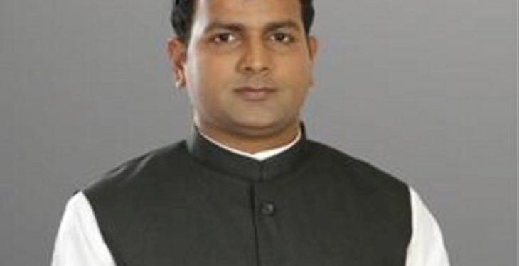 BJP Satyabadi Assembly candidate Om Prakash Mishra. File pic.