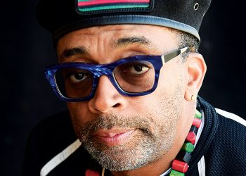 Mandatory Credit: Photo by Chris Pizzello/Invision/AP/REX/Shutterstock (9061858e) Filmmaker Spike Lee poses for a portrait in Beverly Hills, Calif. Reflecting on his career as he prepares to accept an honorary Oscar, the 58-year-old suddenly stands up and bounds around as he considers various ideas, at times bellowing so exuberantly, it echoes. Lee laughs as easily as he gets serious, and says he's profoundly touched by the film academy honor he'll receive Saturday, Nov. 14, at the seventh annual Governors Awards Spike Lee Portrait Session, Beverly Hills, USA