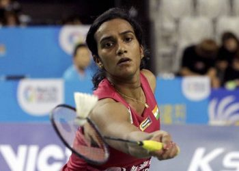 Sindhu staved off a spirited challenge from World No.20 Aya Ohori 22-20, 21-12 to record her sixth win over the Japanese.