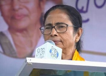 She hit out at armed Ram Navami rallies taken out at BJP at various part of the state and accused BJP of trying to disturb the peaceful atmosphere of Bengal. (PTI)