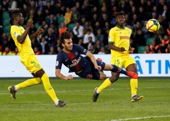 The runaway leaders will win their sixth title in seven years Sunday if Lille fail to win at Toulouse and they then beat struggling Monaco. (Image: Reuters)