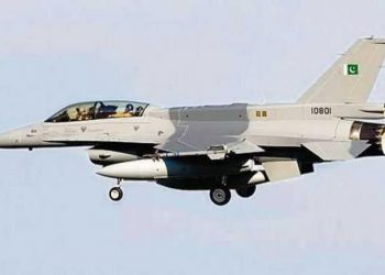 F-16 fighter jet. (Image: representative)