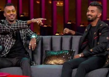 Pandya and Rahul were provisionally suspended by the Committee of Administrators (COA) for their loose talk on chat show 'Koffee With Karan' before the ban was lifted pending inquiry by the Ombudsman.