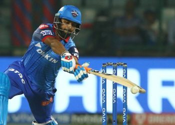 Pant has been mum on being ignored for the World Cup in favour of Dinesh Karthik and it would be interesting to see how the 21-year-old's bat responds to the disappointment.