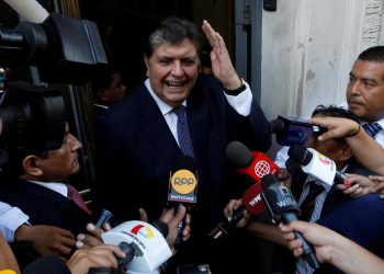 Garcia served as president from 1985 to 1990 and again from 2006 to 2011. (Image: Reuters)