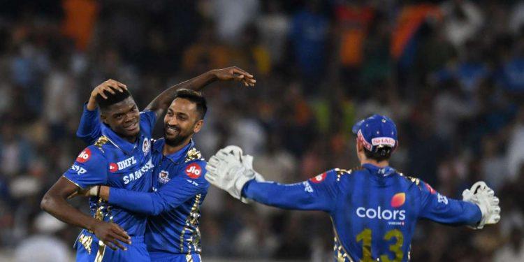 Alzarri Joseph has been a sensation for Mumbai Indians this season.