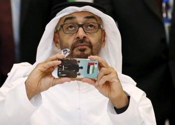 Crown Prince Sheikh Mohammed bin Zayed Al Nahyan