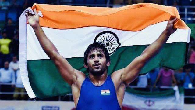 World No.1 Bajrang comfortably defeated Uzbekistan's Sirojiddin Khasanov 12-1 in the semifinals to make it to the gold medal bout of 65kg.