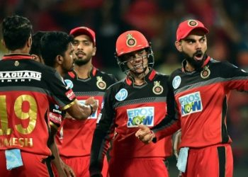 They lost their last game by seven wickets against Rajasthan Royals in Jaipur and now they will be up against a balanced KKR side, who have won two matches out of three they have played so far. (Image: PTI)