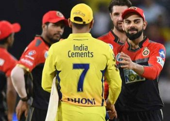 RCB had to face an embarrassing seven-wicket defeat against CSK in the first game of the IPL 2019.
