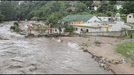 Heavy rains have lashed the southeast of the country, tearing down homes and ravaging infrastructure in KwaZulu-Natal (KZN) and Eastern Cape provinces.