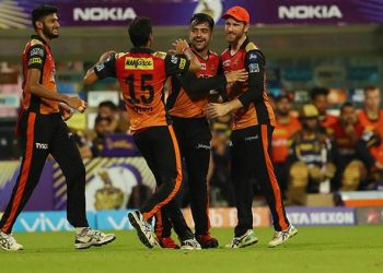 In their last meeting at the Eden Gardens, KKR won by six wickets with Russell smashing a 19-ball 49 chasing 182.