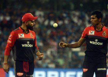 After attracting selectors' attention with a splendid season for Delhi in domestic cricket, the 26-year-old has impressed with his pace and bounce for RCB in the IPL.