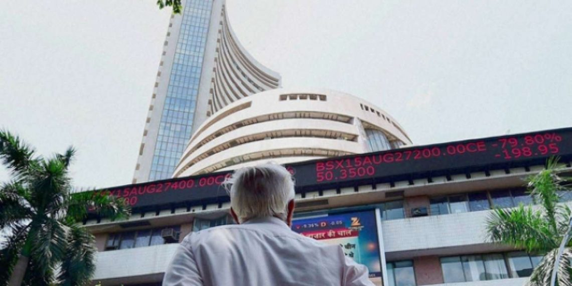 Sensex tumbles over 700 points as FM presents Budget