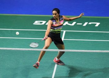 Sindhu, a Rio Olympics silver medallist, lost 7-21, 11-21 to world No.3 Okuhara in a lop-sided contest.