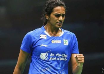 Sindhu, seeded fourth, took just 33 minutes to get the better of Indonesia's Choirunnisa 21-15, 21-19 in a one-sided women's singles match.