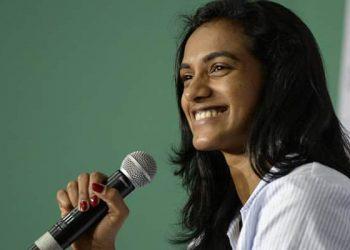 Olympic silver medallist P V Sindhu (AFP)