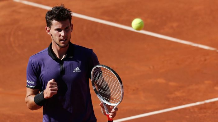 Dominic Thiem played exceptionally well to beat Rafael Nadal