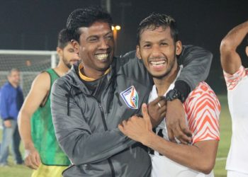 Venkatesh (left) said India until recently did not fare well in international tournaments due to the lack of exposure.