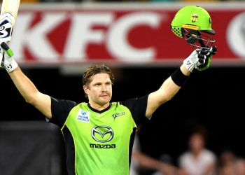 Watson, who was the captain of the Sydney Thunders, has called time to his BBL career in order to spend more time with family.