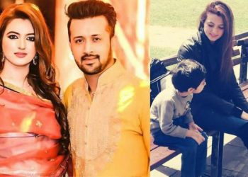 These beautiful pictures of Atif Aslam's wife will leave you stunned