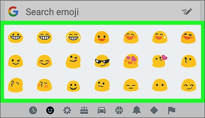 Whatsapp Testing Official Emojis For Status Doodling