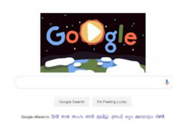 Google Doodle marks 6 unique inhabitants on Earth Day
