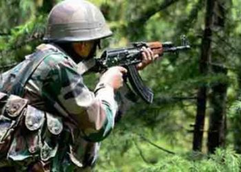 Trooper, 3 Maoists killed in Jharkhand encounter