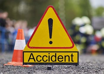 Two killed, three injured in road mishaps
